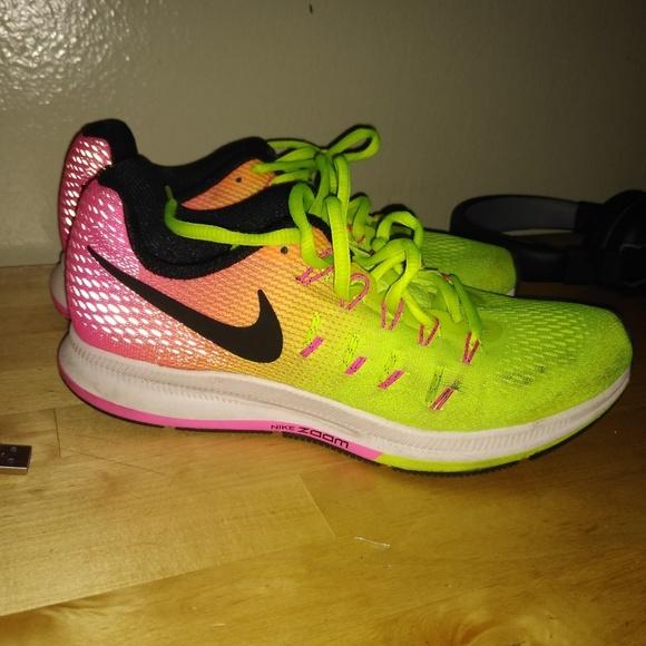 Use Nike air zoom Pegasus 33 oc